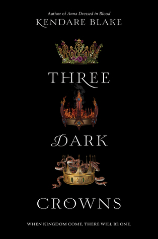 Tube Books Three Dark Crowns Untitled