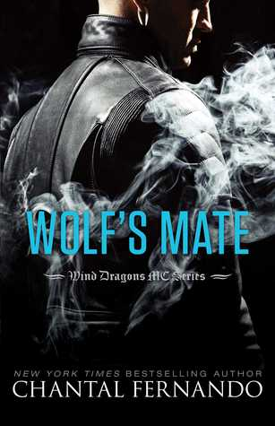 Wolf's Mate (Wind Dragons MC, #5)
