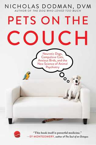 Pets on a Couch