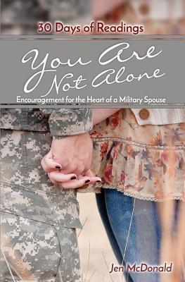 You Are Not Alone by Jen McDonald
