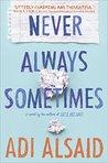 Never Always Sometimes (Harlequin Teen)
