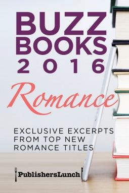 Buzz Books 2016: Romance