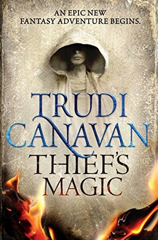cover of Thief's Magic
