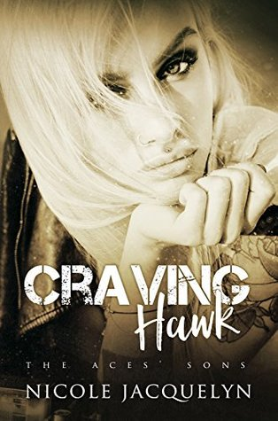 Craving Hawk Book Cover