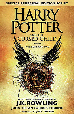 Review: Harry Potter and the Cursed Child by J.K. Rowling, Jack Thorne, and John Tiffany