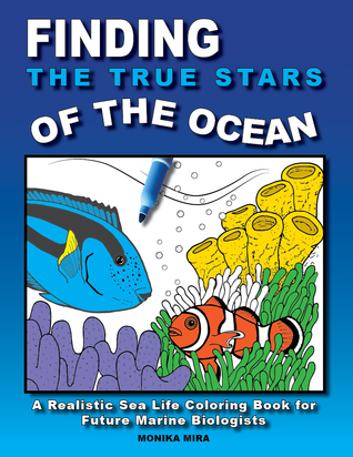 Finding the True Stars of the Ocean, A Realistic Sea Life Col... by Monika Mira