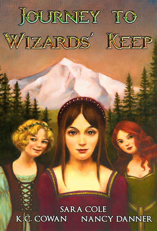 Journey to Wizards' Keep by K.C. Cowarn