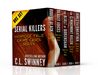 SERIAL KILLERS: Homicide True Crime (5 Book Box Set)