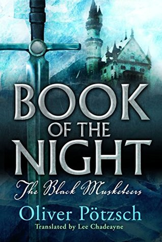Book of the Night (The Black Musketeers #1)