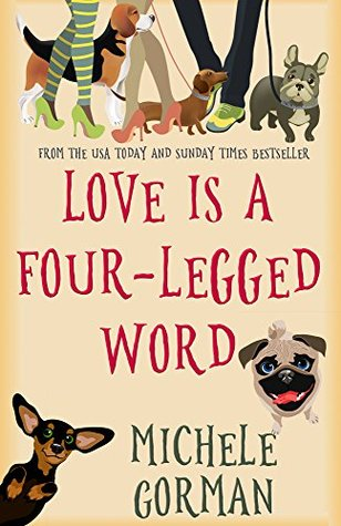 cover Love is a Four-Legged Word