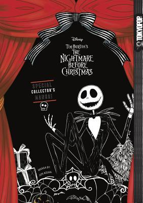 Disney Manga Tim Burton's Nightmare Before Christmas