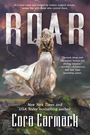 Roar (Stealing Storms, #1)