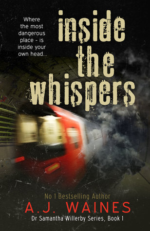 Inside the Whispers by A.J. Waines
