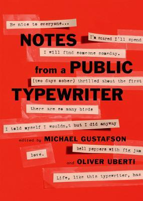 Download pdf notes from a public typewriter michael gustafson notes from a public typewriter fandeluxe Image collections
