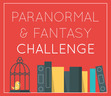 Paranormal & Fantasy Challenge
