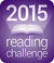 goodreads Reading Challenge 2015