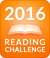 2016 Reading Challenge 117 books read out pledged 60