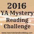 YA Mystery/Thriller Reading Challenge