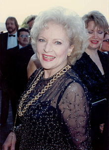 http://en.wikipedia.org/wiki/Betty_White