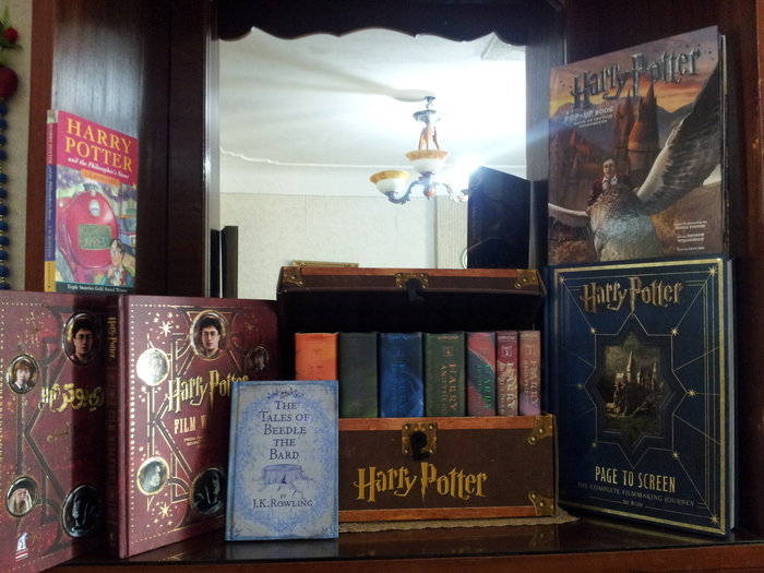 a short review on harry potter book