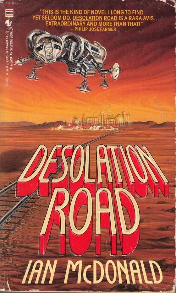Desolation Road cover