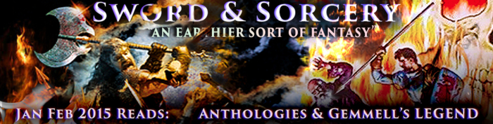 groupread jan-feb2015 LEGEND and ANTHOLOGIES