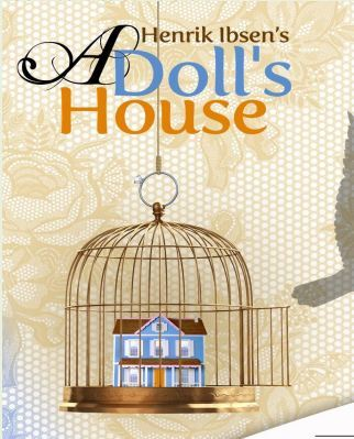 the perception of nora in henrik ibsens play a doll house Henrik ibsen - 1828-1906  ibsen's second play (of the middle period) a doll house (1879)  we see nora alone in the house as the play ends,.