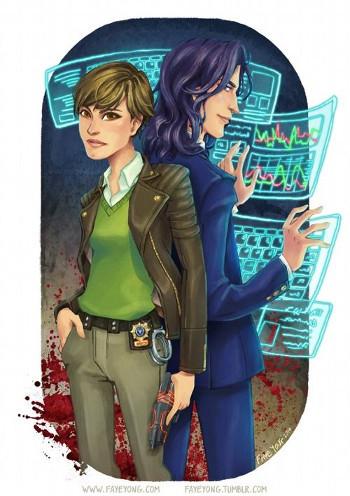 Eve&Roarke