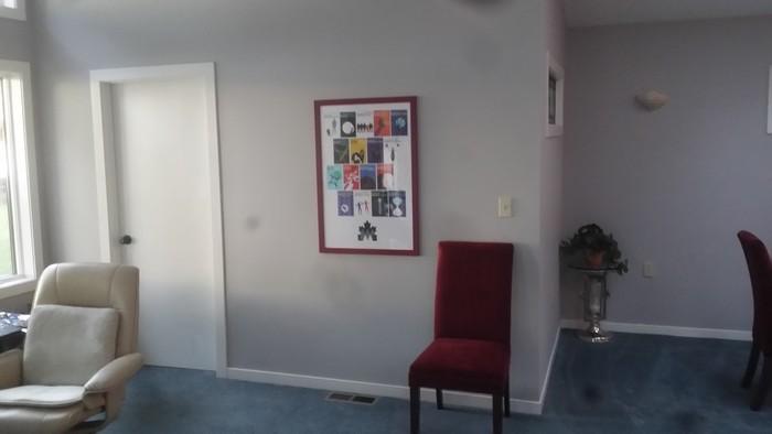 Lois' wall